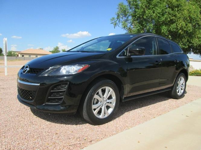 2010 mazda cx 7 39 s touring 4 door suv carfax certified for sale in mesa arizona classified. Black Bedroom Furniture Sets. Home Design Ideas