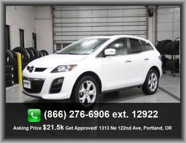 2010 mazda cx 7 s touring suv for sale in portland oregon classified. Black Bedroom Furniture Sets. Home Design Ideas