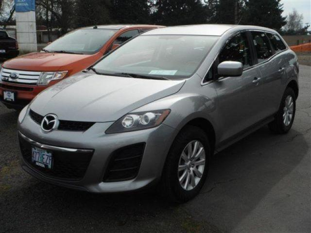 2010 mazda cx7 sv for sale in mcminnville oregon classified. Black Bedroom Furniture Sets. Home Design Ideas