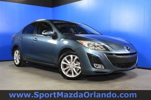 2010 mazda mazda3 4dr car s grand touring for sale in. Black Bedroom Furniture Sets. Home Design Ideas