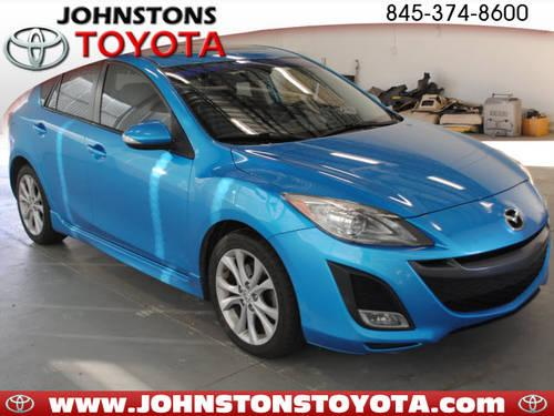 2010 mazda mazda3 5 dr hatchback s sport for sale in new hampton new york classified. Black Bedroom Furniture Sets. Home Design Ideas