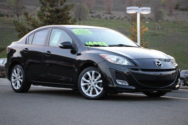 2010 mazda mazda3 s grand touring 4dr sedan 6m for sale in vallejo california classified. Black Bedroom Furniture Sets. Home Design Ideas