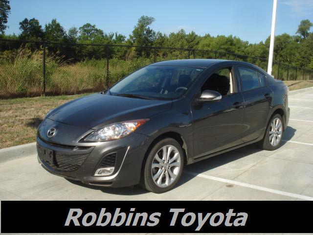2010 mazda mazda3 s grand touring for sale in nash texas. Black Bedroom Furniture Sets. Home Design Ideas
