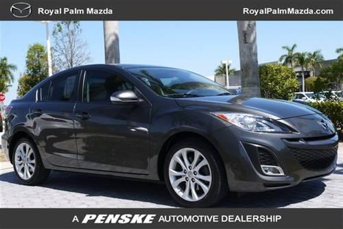 2010 mazda mazda3 sedan 4dr sdn auto s grand touring sedan. Black Bedroom Furniture Sets. Home Design Ideas
