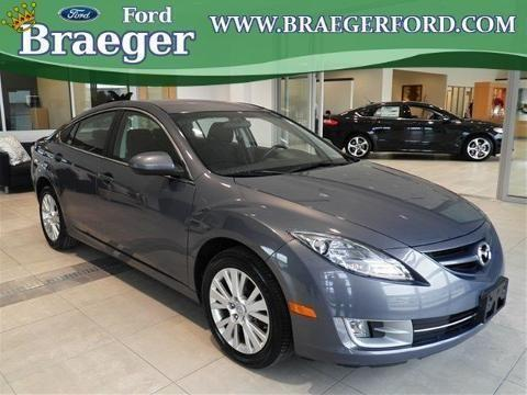2010 mazda mazda6 4 door sedan for sale in milwaukee wisconsin classified. Black Bedroom Furniture Sets. Home Design Ideas