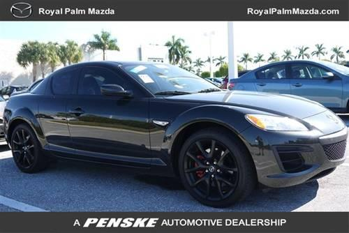 2010 mazda rx 8 coupe coupe for sale in west palm beach florida classified. Black Bedroom Furniture Sets. Home Design Ideas