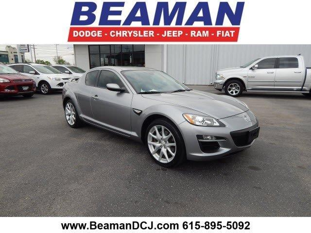 2010 mazda rx 8 grand touring grand touring 4dr coupe 6a for sale in murfreesboro tennessee. Black Bedroom Furniture Sets. Home Design Ideas