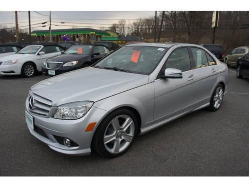 2010 mercedes benz c class 4 dr sedan awd c300 4matic for Mercedes benz c300 tire pressure
