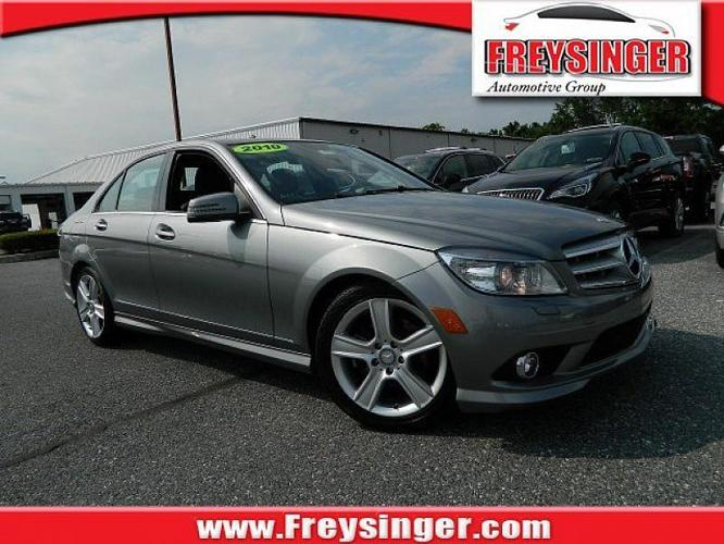 2010 mercedes benz c class c 300 luxury 4matic awd c 300 for Mercedes benz c class 300 for sale