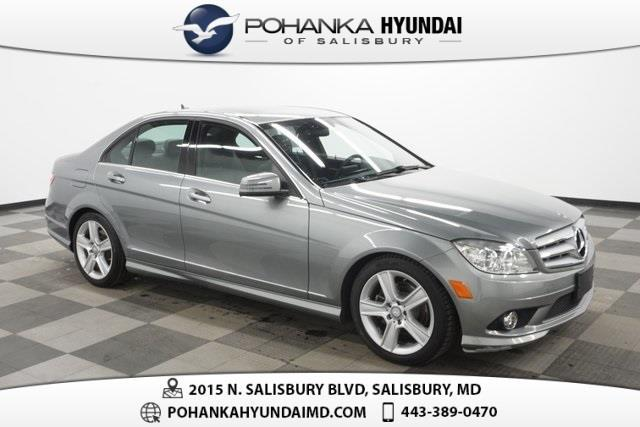 2010 mercedes benz c class c 300 sport 4matic awd c 300 for Mercedes benz c class 300 for sale