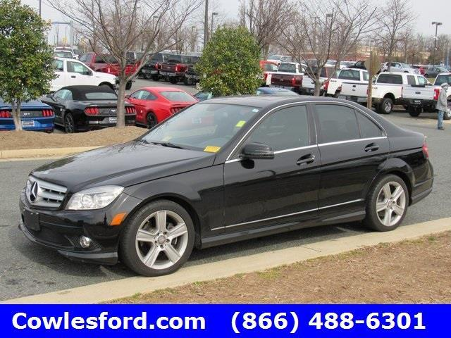 2010 mercedes benz c class c 300 sport c 300 sport 4dr for Mercedes benz c class 300 for sale