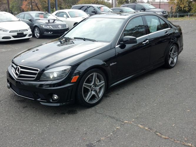 2010 mercedes benz c class c 63 amg c 63 amg 4dr sedan for for Mercedes benz fairfield ct