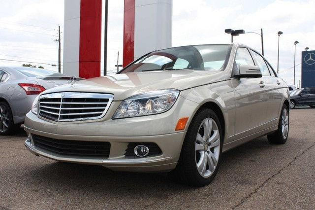2010 Mercedes Benz C Class C300 For Sale In Texarkana