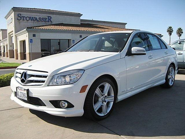 2010 mercedes benz c class c300 for sale in santa maria