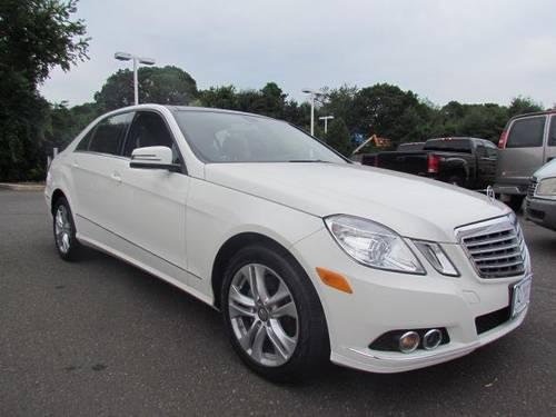 2010 mercedes benz e class 4dr car e350 for sale in north for Mercedes benz north haven ct
