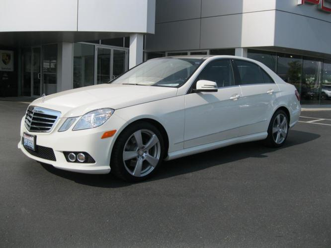 2010 mercedes benz e class e 350 luxury 4matic awd e 350 for Mercedes benz e 350 for sale