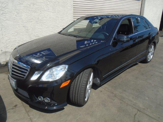 2010 Mercedes-Benz E-Class E 350 Luxury E 350 Luxury