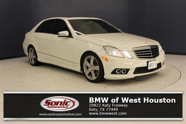 2010 mercedes benz e class e 350 luxury e 350 luxury 4dr for Mercedes benz katy