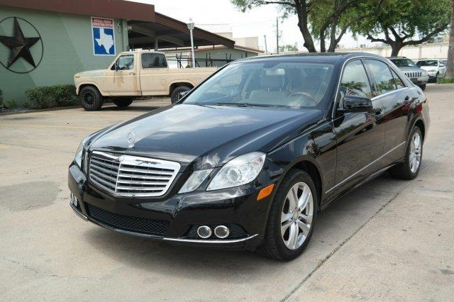2010 mercedes benz e class e 350 luxury e 350 luxury 4dr for Houston area mercedes benz dealers