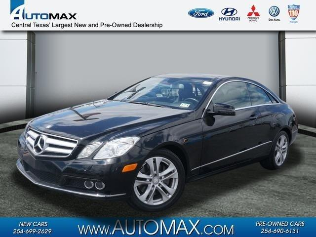 2010 Mercedes Benz E Class E350 2dr Coupe For Sale In