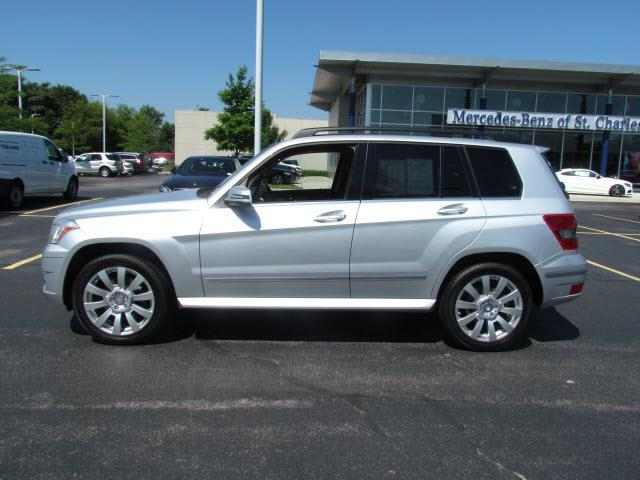 2010 Mercedes Benz Glk Glk 350 4matic Awd Glk 350 4matic