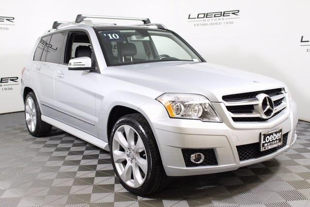 2010 mercedes benz glk glk 350 4matic awd glk 350 4matic 4dr suv for sale in lincolnwood. Black Bedroom Furniture Sets. Home Design Ideas