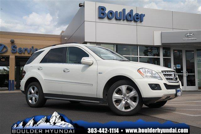 2010 mercedes benz m class ml 350 bluetec awd ml 350 for Mercedes benz boulder