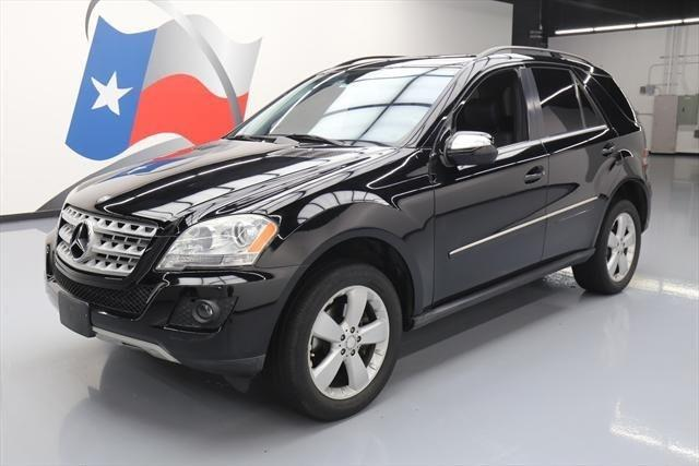 2010 mercedes benz m class ml 350 ml 350 4dr suv for sale for Mercedes benz 350ml