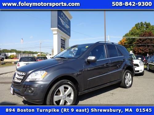 2010 mercedes benz m class suv for sale in edgemere for 2010 mercedes benz m class for sale