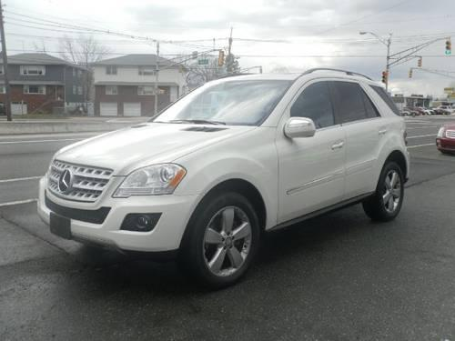 2010 mercedes benz m class suv ml350 4matic for sale in for Mercedes benz 2010 suv
