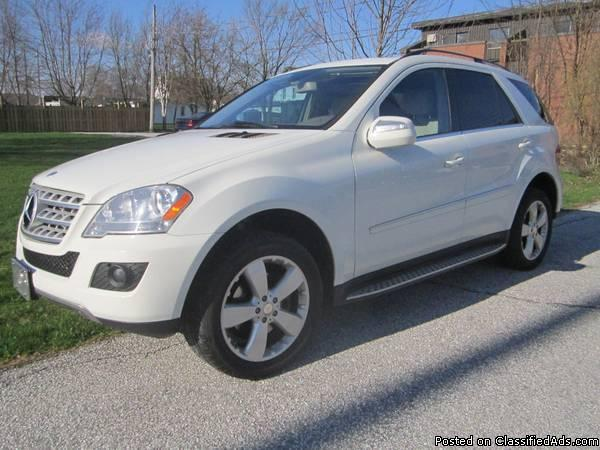 2010 mercedes benz ml350 for sale in chesterfield for Mercedes benz novi michigan