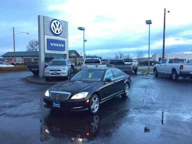 2010 mercedes benz s class s 550 s 550 4dr sedan for sale for Mercedes benz eugene oregon