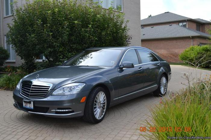 2010 mercedes s550 4matic private for sale in northbrook for Mercedes benz s550 4matic 2010