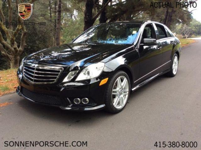 2010 mercedesbenz eclass e550 for sale in mill valley california classified. Black Bedroom Furniture Sets. Home Design Ideas
