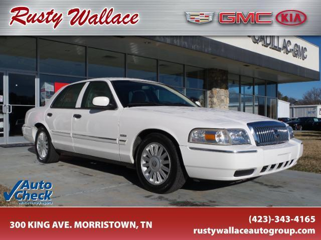 2010 Mercury Grand Marquis LS LS 4dr Sedan