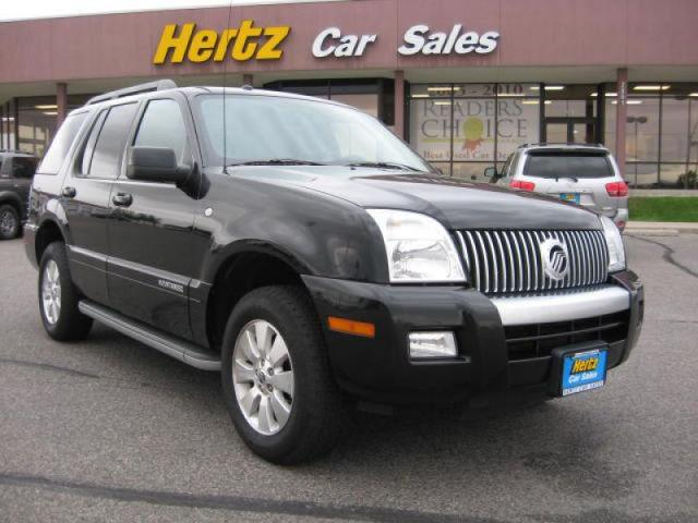 2010 mercury mountaineer for sale in billings montana classified. Black Bedroom Furniture Sets. Home Design Ideas