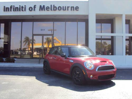 2010 MINI Cooper 3 Dr Hatchback S