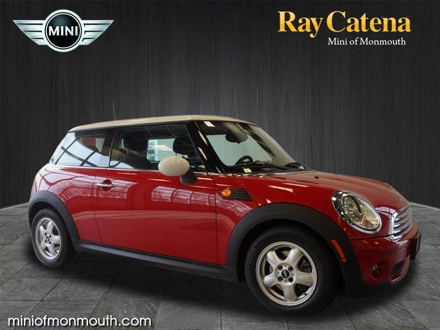 2010 mini cooper base 2dr hatchback for sale in elberon park new jersey classified. Black Bedroom Furniture Sets. Home Design Ideas