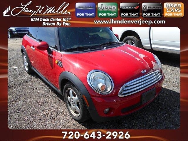 2010 MINI Cooper Base Base 2dr Hatchback