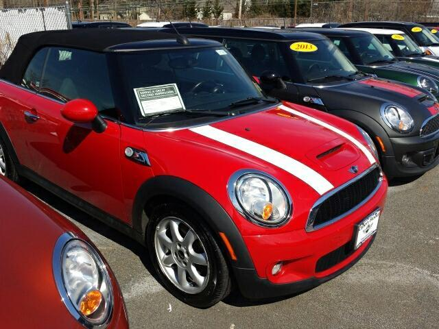 2010 mini cooper s convertible s 2dr convertible for sale in morristown new jersey classified. Black Bedroom Furniture Sets. Home Design Ideas