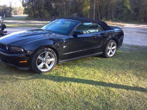2010 mustang gt convertible for sale in goldsboro north carolina classified. Black Bedroom Furniture Sets. Home Design Ideas