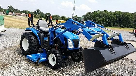 2010 New Holland TC29 Tractor