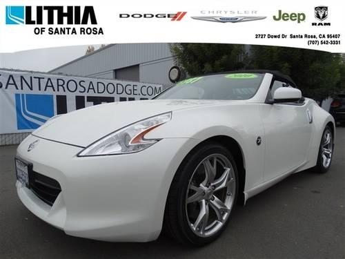 2010 nissan 370z 2dr roadster for sale in santa rosa california classified. Black Bedroom Furniture Sets. Home Design Ideas