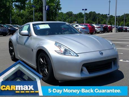 2010 nissan 370z base base 2dr coupe 6m for sale in raleigh north carolina classified. Black Bedroom Furniture Sets. Home Design Ideas