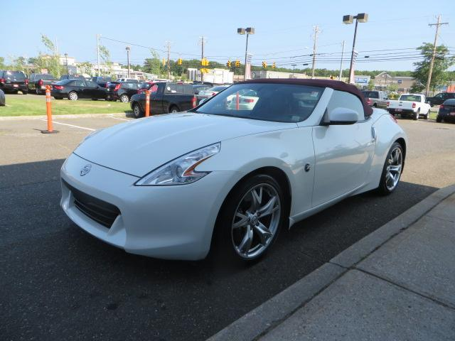 2010 nissan 370z roadster 2dr convertible 6m for sale in flanders new york classified. Black Bedroom Furniture Sets. Home Design Ideas