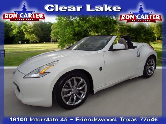 2010 Nissan 370z Roadster Roadster 2dr Convertible 6m For Sale In