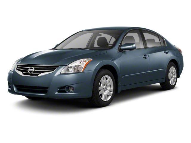 2010 Nissan Altima 2.5 2.5 4dr Sedan