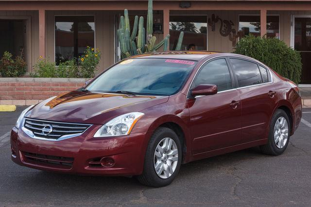 2010 Nissan Altima 2 5 2 5 4dr Sedan For Sale In Tucson
