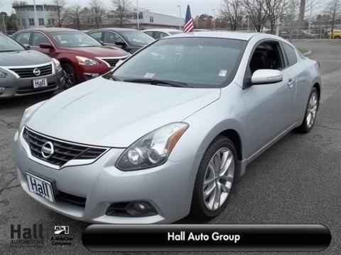 2010 Nissan Altima 2 Door Coupe For Sale In Newport News