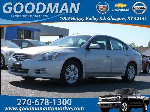 2010 nissan altima 4 dr sedan sl for sale in dry fork kentucky classified. Black Bedroom Furniture Sets. Home Design Ideas